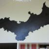 Carte d'une île