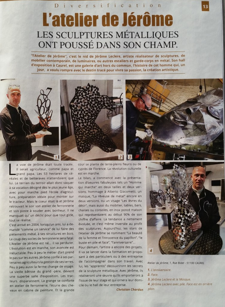 Article Mag'Info Ardennes