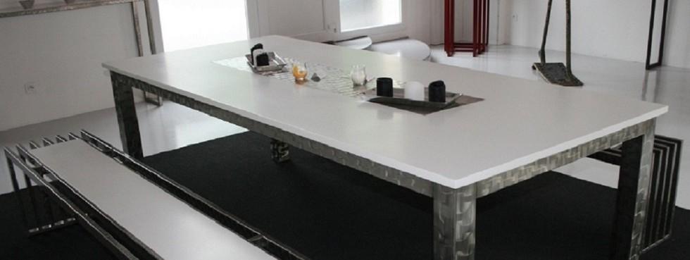 Table Corian Grand Prix des Métiers d'Art 2009